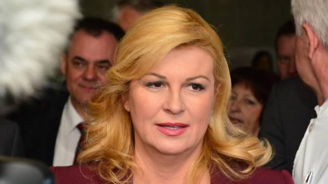 Propalo predizborno obećanje: Kolinda ostaje na Pantovčaku