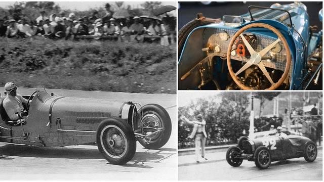 Prvi najbrži Hrvat Zagrebom je u Bugattiju jurio još davne 1931.