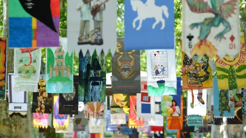 Zagreb će u kolovozu ukrasiti čak 350 umjetničkih zastavica