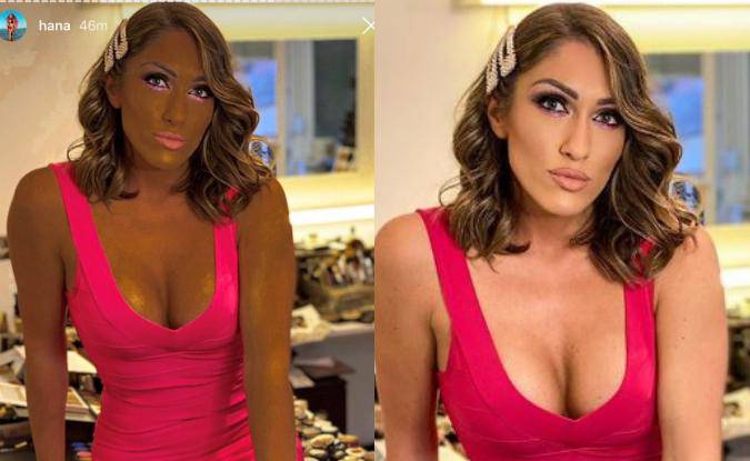Hana Hadžiavdagić potamnila kožu u Photoshopu pa poručila: 'Nije dovoljno reći da nisi rasist'