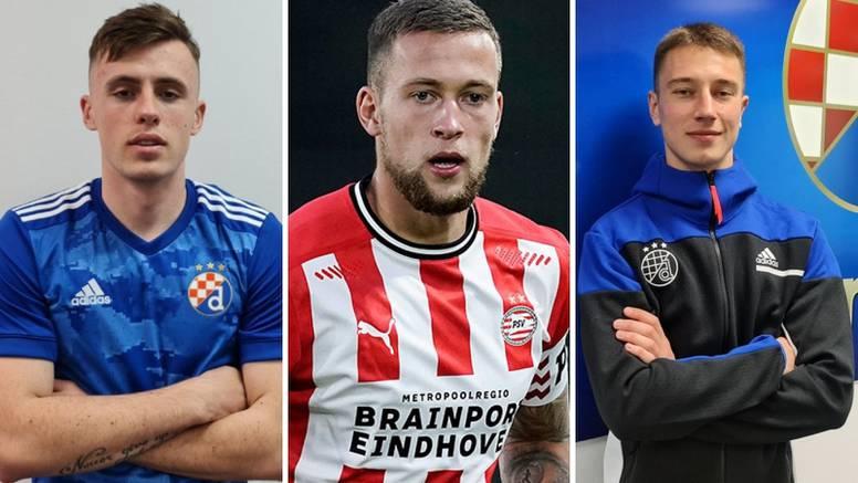'Modri' pojačali drugu momčad igračem PSV-a, stigao i Bjelorus