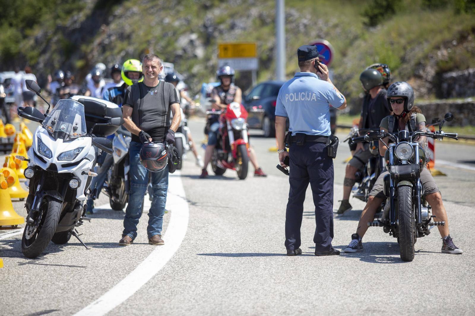 'Butković se nije sastao danas  s motociklistima o sigurnosti'
