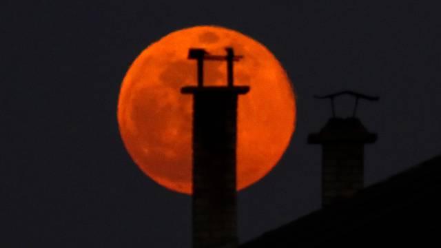 Super mjesec iznad Bihaća