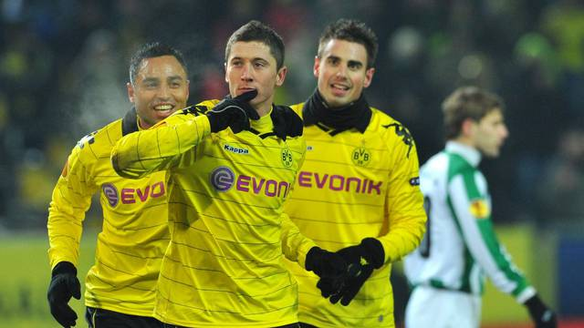 Europe League - Borussia Dortmund - Karpaty Lviv