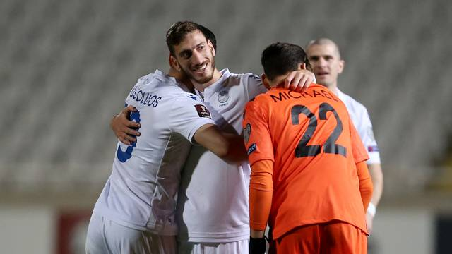 World Cup Qualifiers Europe - Group H - Cyprus v Slovenia