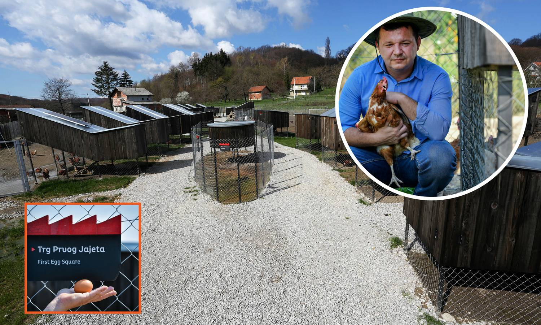 Gazda Kokošvaroši: 'Moje koke u varoši žive u blagostanju'