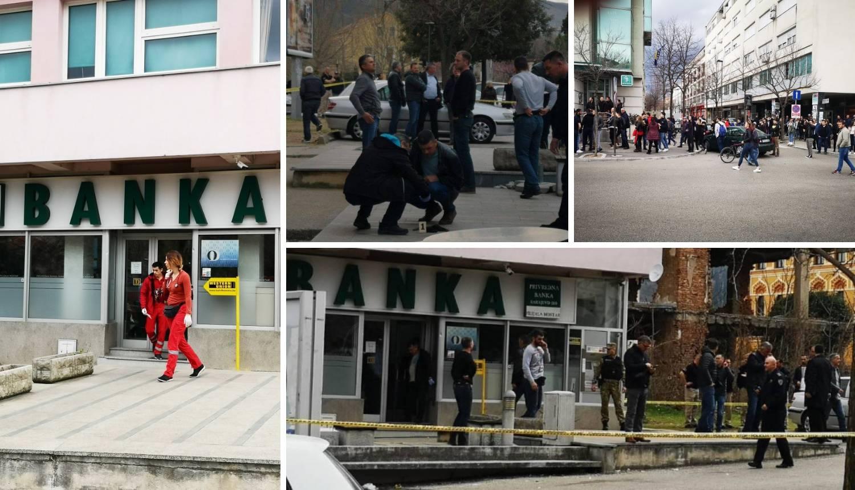 Taoci na nišanu: Zagrepčani su htjeli orobiti banku u Mostaru!