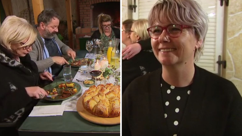 Dunja je priredila večeru kao u restoranu, ali ni to nije bilo dovoljno da nadmaši Sandru...