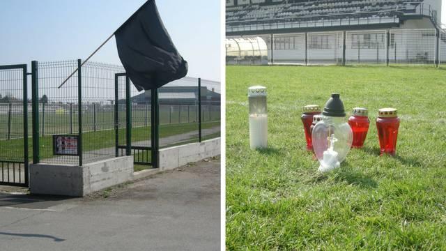 Zbogom, Bruno: Lampioni su na terenu, tamo gdje se srušio