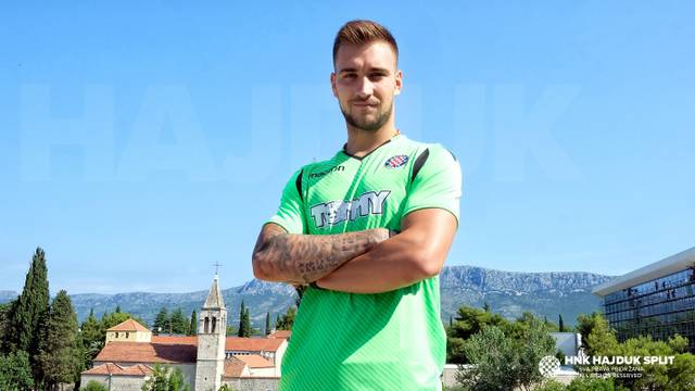 'Kad ne bih vjerovao u Europu, ne bih ni dolazio u Hajduk...'
