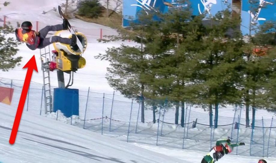 Užasan pad snowboardera na leđa: Skoro je ostao paraliziran