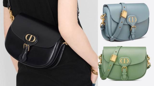 Dior Bobby bag: Zvijezda svijeta klasičnih torbica s retro pričom