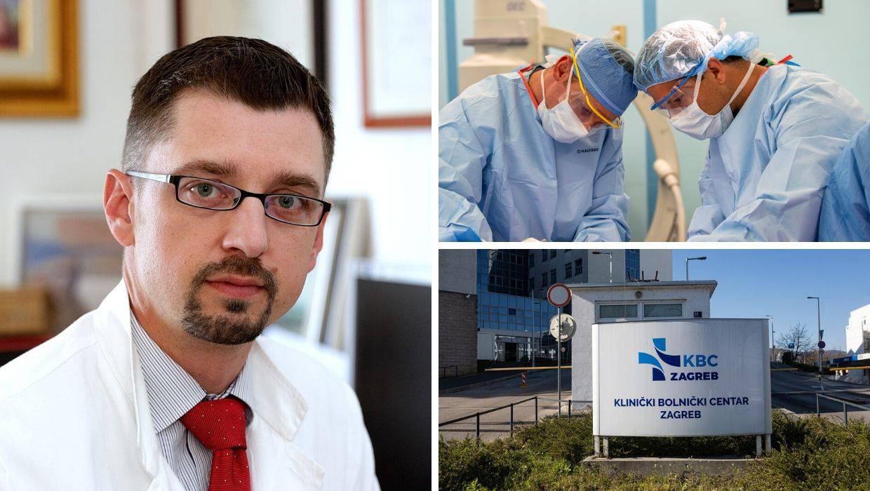 'Presadili smo prvo srce otkad traje epidemija korona virusa'