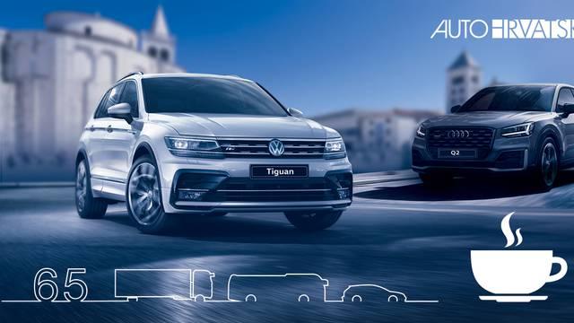 Započeti dan s jutarnjom kavom uz Audi i VW