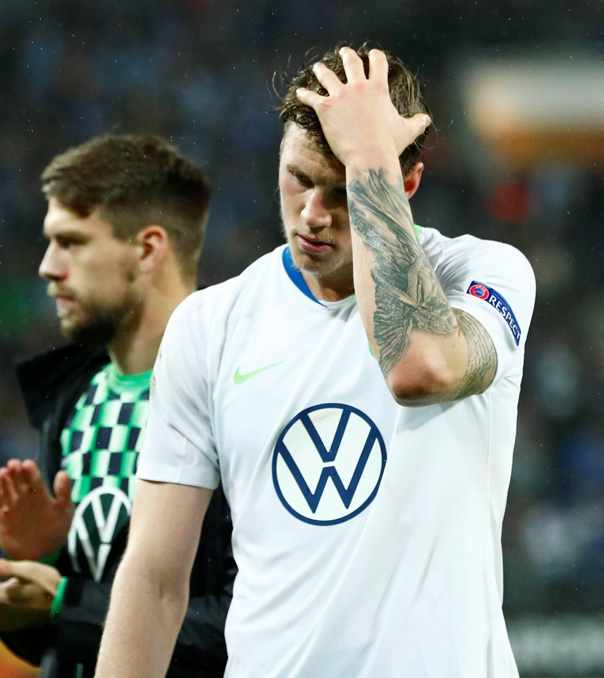 Europa League - Group I - Gent v VfL Wolfsburg