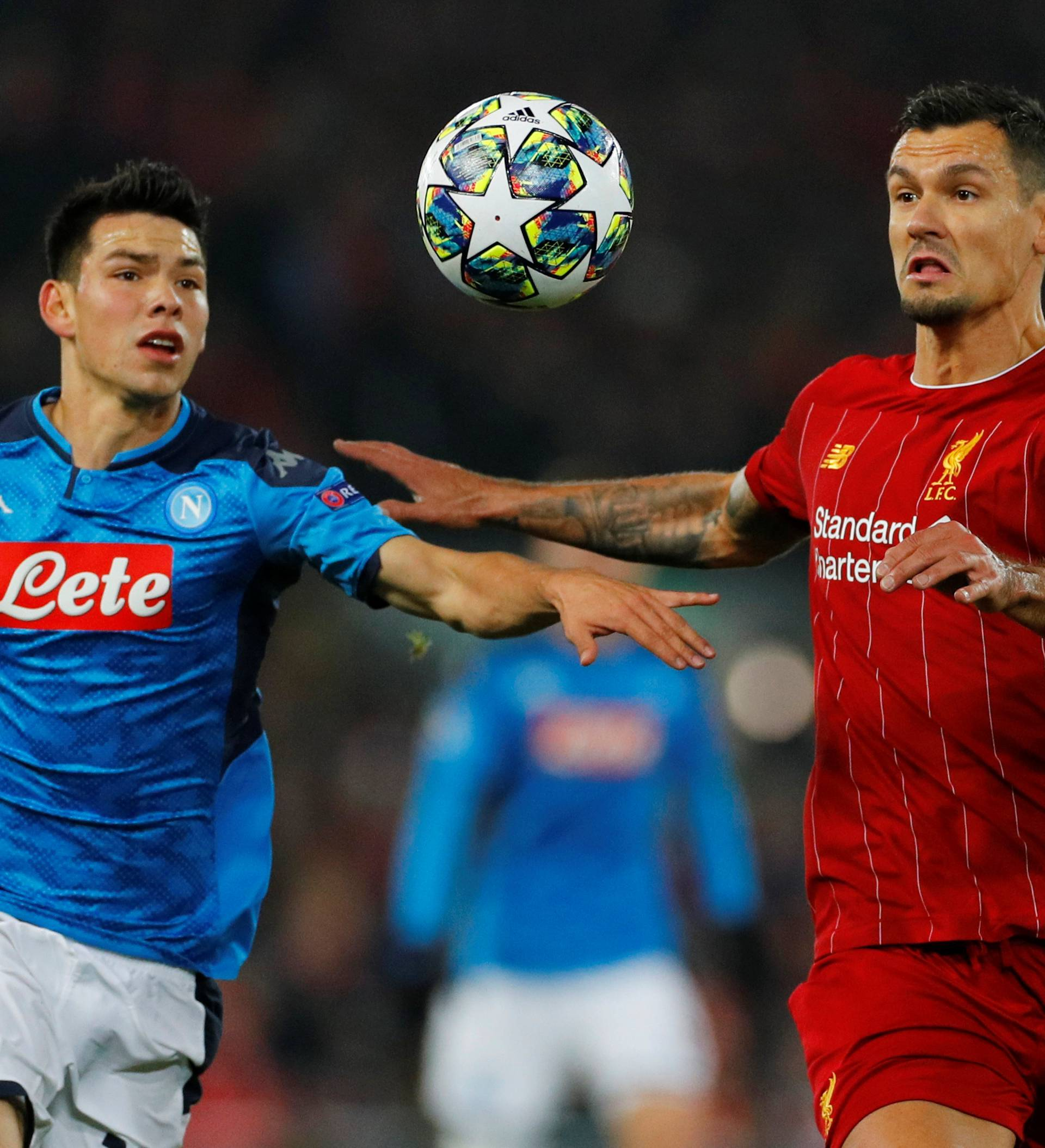 Champions League - Group E - Liverpool v Napoli