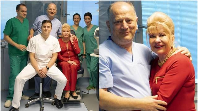 Ivana Trump je operirala oči u Zagrebu: Opet otkrivam svijet