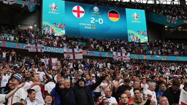 Euro 2020 - Round of 16 - England v Germany