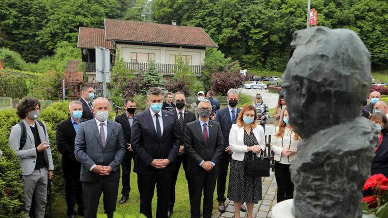 HDZ obilježio 99. obljetnicu rođenja predsjednika Tuđmana