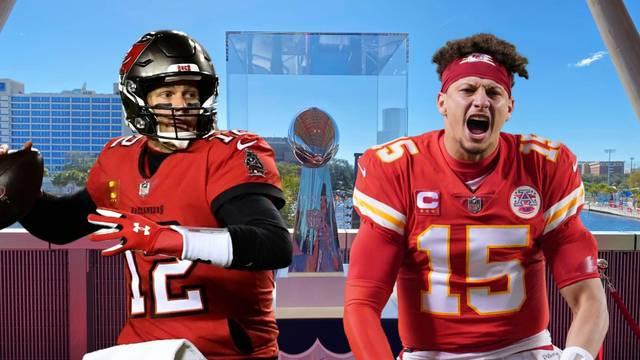 Pandemijski Super Bowl pred 25.000 ljudi: Tom ili Patrick?