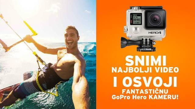 Saznajte tko je osvojio GoPro kameru u 1. krugu natječaja
