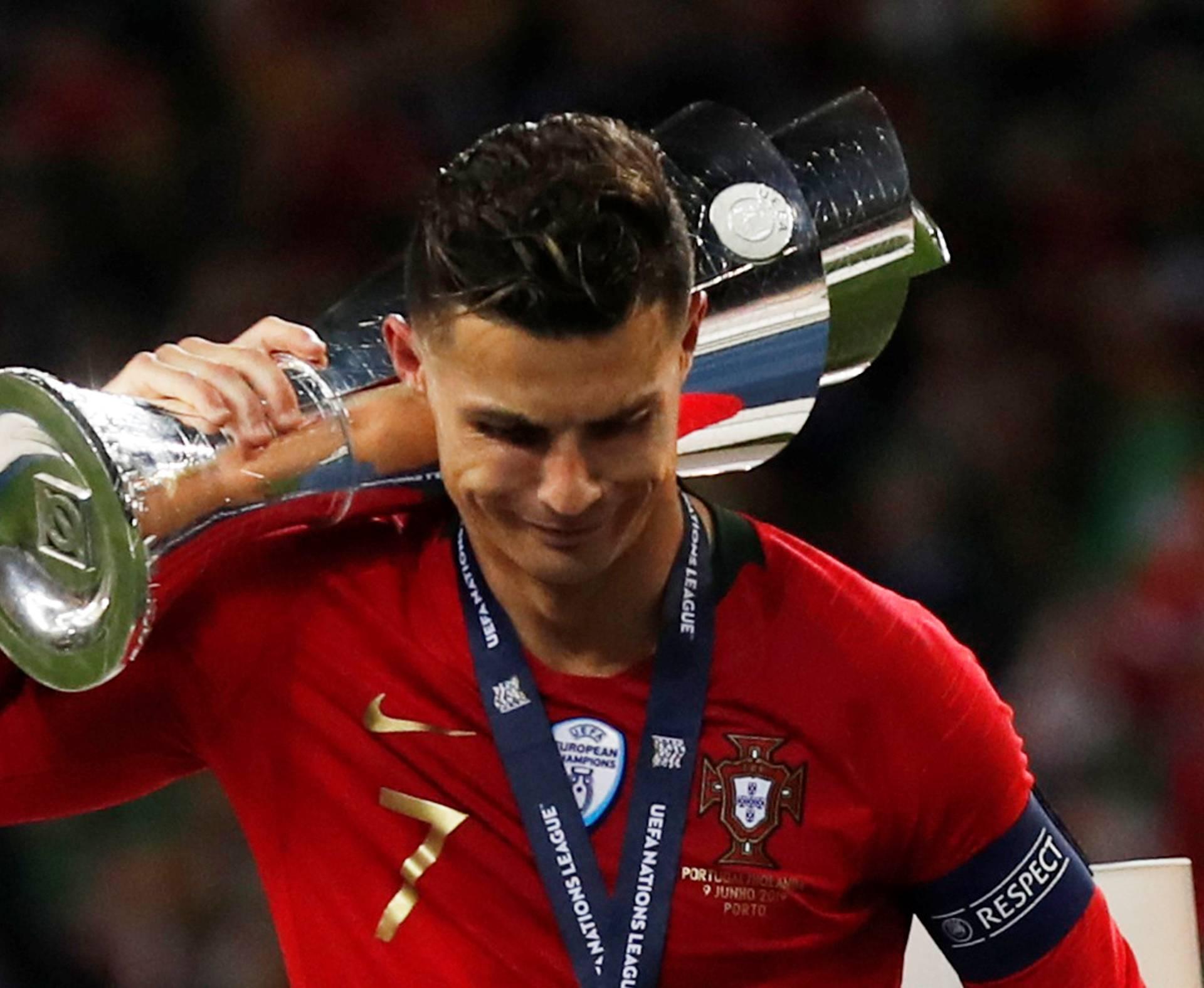 UEFA Nations League Final - Portugal v Netherlands
