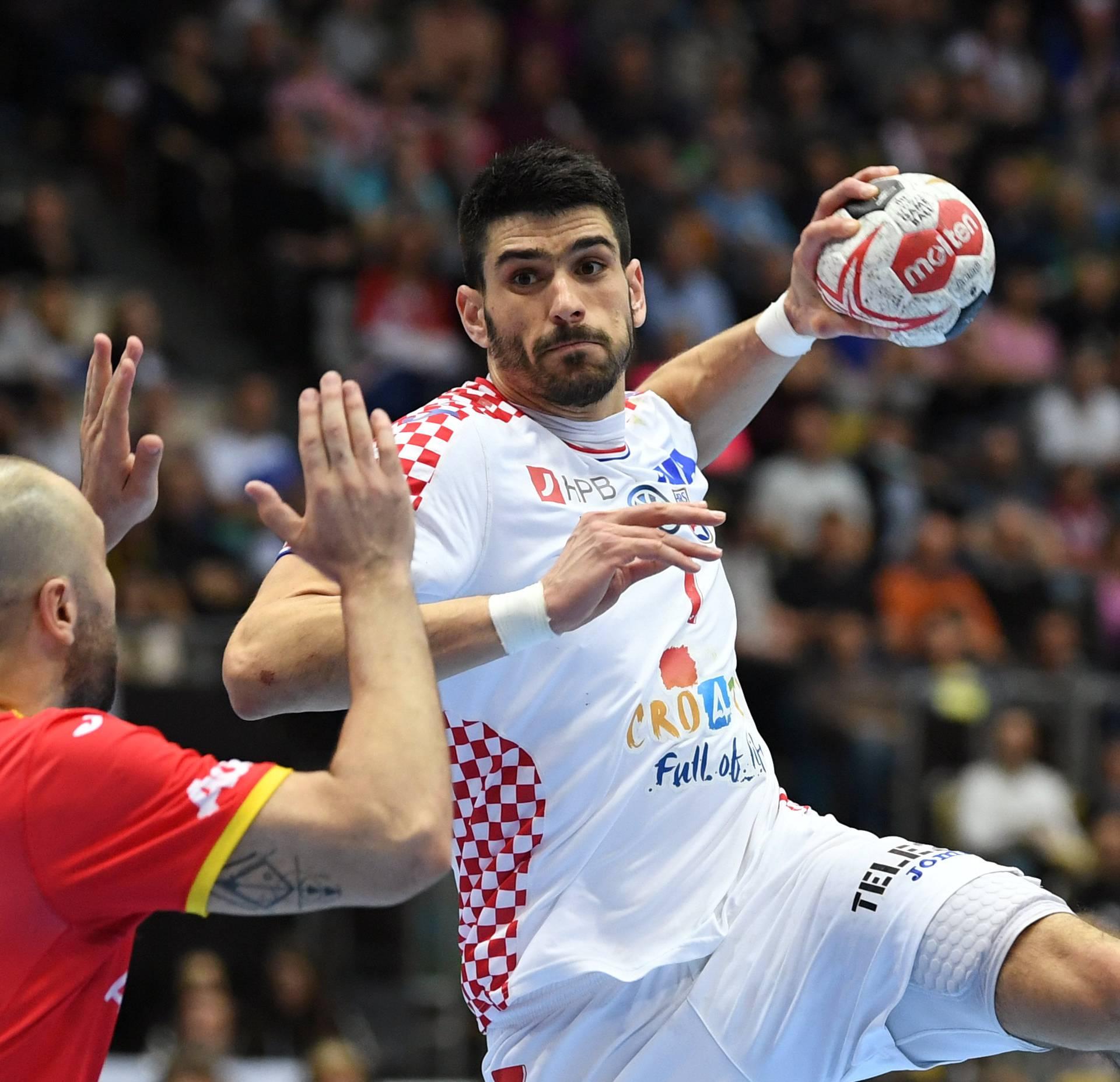 IHF Handball World Championship - Germany & Denmark 2019 - Group B - Spain v Croatia