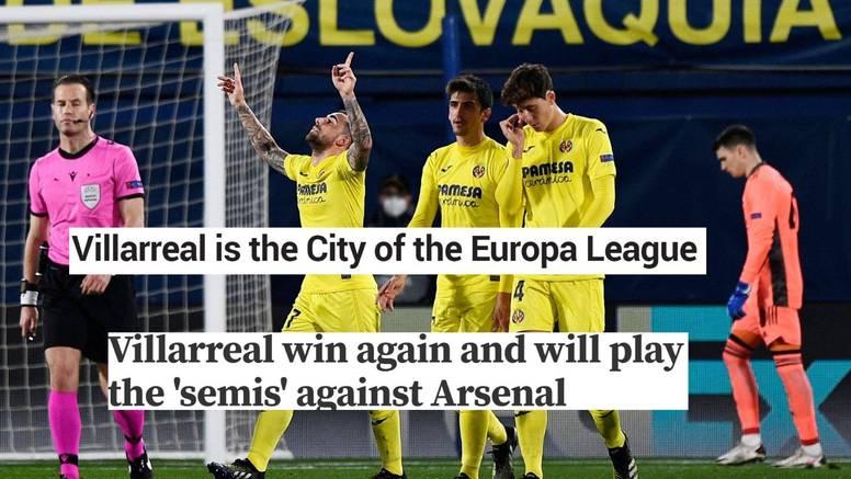 'Dinamo se probudio u drugom poluvremenu, Villarreal je Manchester City Europske lige'
