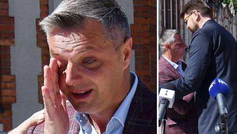 VIDEO Pa ovo je kao u filmu! Pogledajte lažne suze SDP-ovca zbog kojih mu sad prijeti zatvor