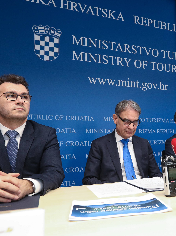 Zagreb: Predstavljanje rezultata utjecaja turizma na gospodarstvo RH