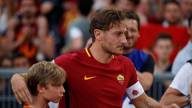 AS Roma v Genoa - Serie A
