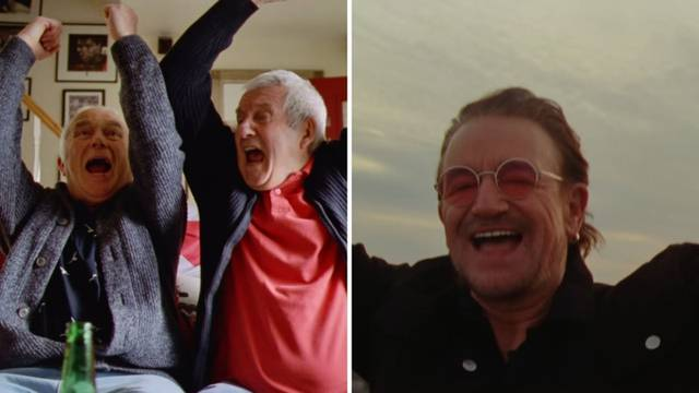 Zagrijte se za ludilo: Bono Vox otpjevao službenu himnu Eura