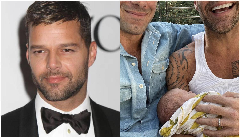 Stigla i četvrta beba: Ricky je sa suprugom dobio sina Renna