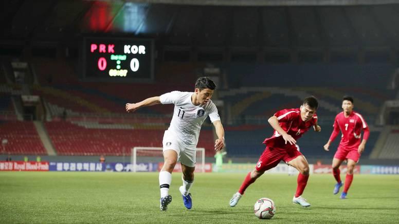 Kim Jong Un sve zabranio, ali snimka s utakmice 'procurila'