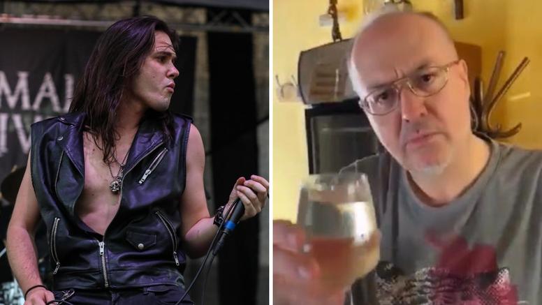 VIDEO Vuco nazdravio Jelusiću i savjetovao mu: Budi mangup, lider i zvijezda, ne prateći vokal
