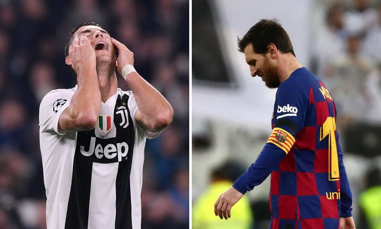 Messi i Ronaldo očajni: Fifa ne bira najboljeg na svijetu 2020.