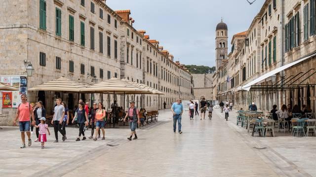 Gradska svakodnevnica u Dubrovniku