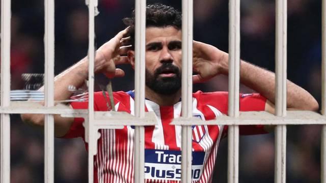 Diego Costa dobio šest mjeseci zatvora: I on je utajio porez...