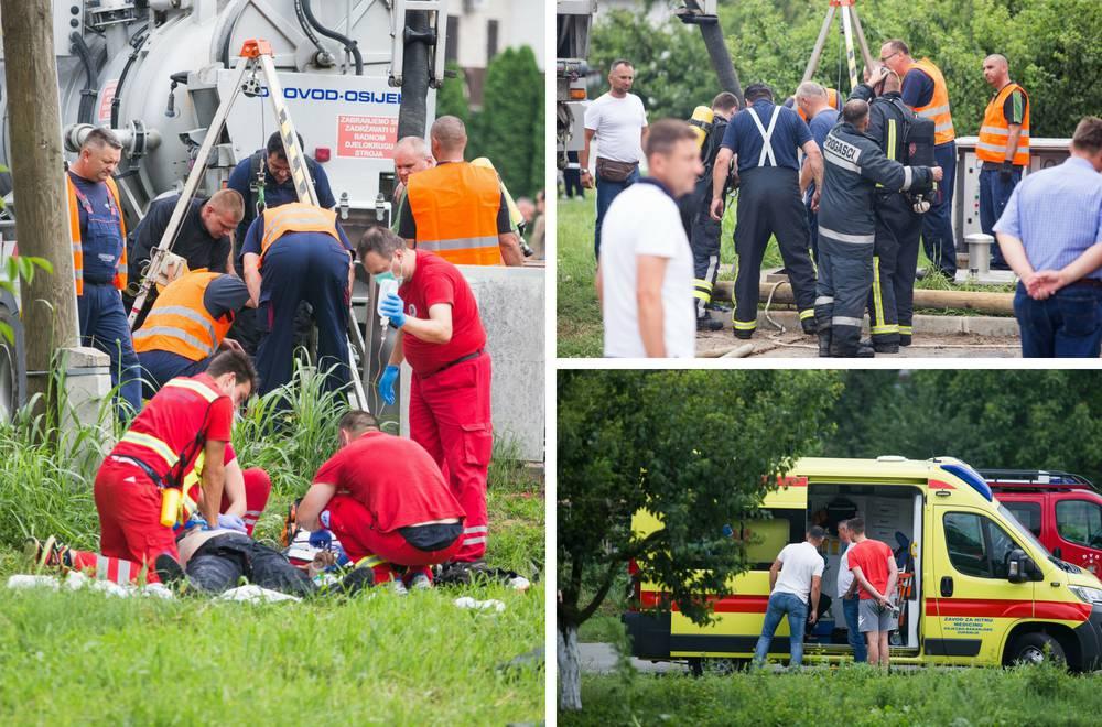DORH pokrenuo istragu zbog smrti trojice radnika u Čepinu