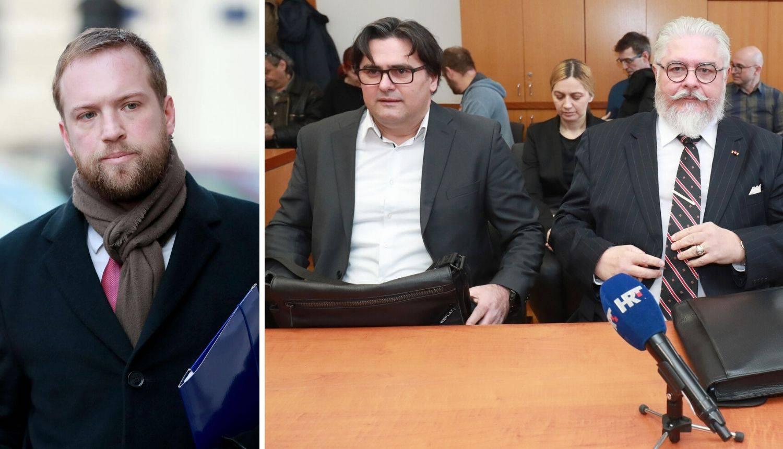 Sauchin odvjetnik: 'Vještaci su bili pristrani u analizi potpisa'