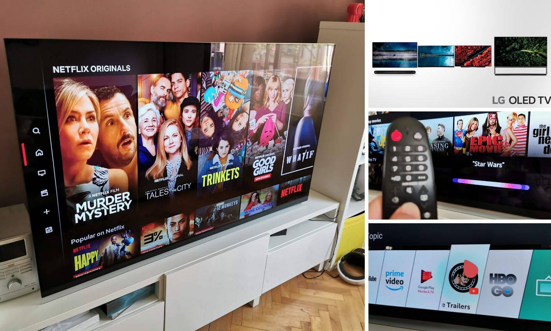 Vizualno savršenstvo: Ovaj će TV pretvoriti vašu sobu u kino