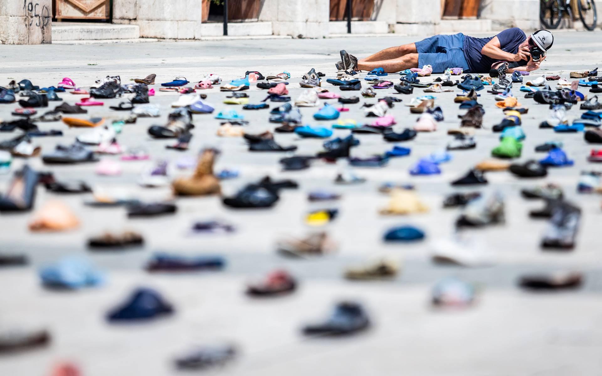 1000 Pepeljuga je bilo na Mediteranu: Sve su izgubile cipelice ili šlape u našem moru