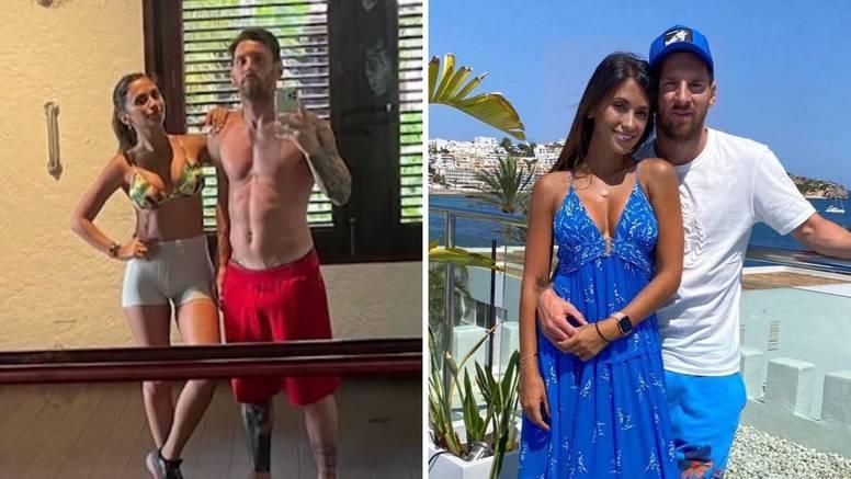Messi objavio kako mu supruga trenira pa izazvao potpuni kaos