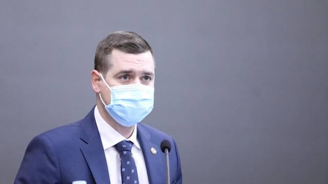 Zagreb: Sjednica Gradske skupštine održana u dvorani Zagrebačkog velesajma