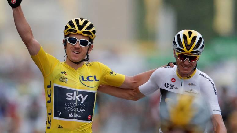 Čudesni Thomas prošao ciljem i pobijedio na Tour de Franceu!