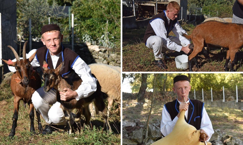 'Obožavam moje koze misice, a sir i skutu radim nakon zadaće'