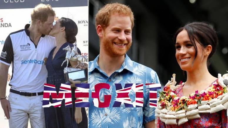 'Meghan ima potpunu kontrolu nad životom princa Harryja...'