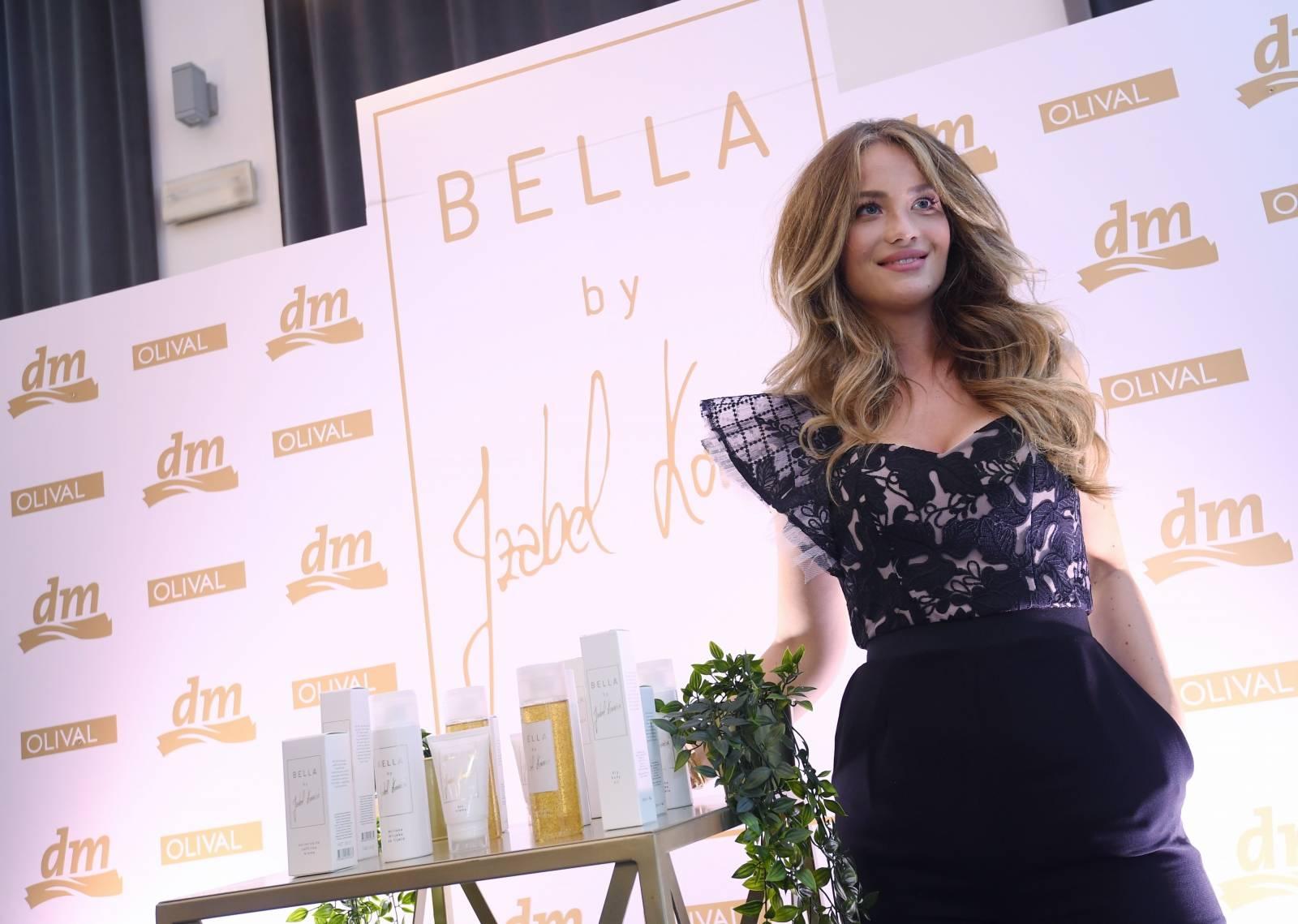 Zagreb: Predstavljanje linije proizvoda Bella koju potpisuje Izabel Kovačić