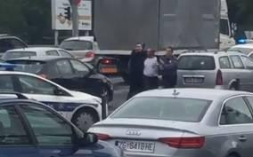 Potjera u Zagrebu: Natočio je gorivo, probio rampu i bježao