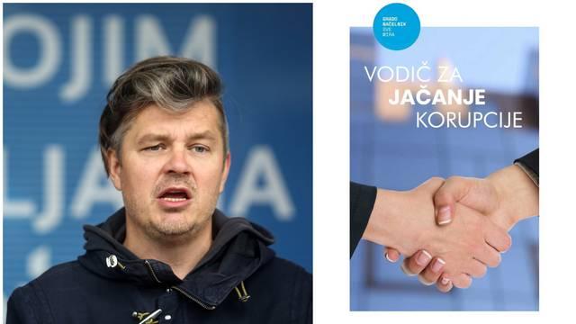 'Vodič za jačanje korupcije': Dario Juričan izdao priručnik, inspirirali ga Bandić i HDZ-ovci